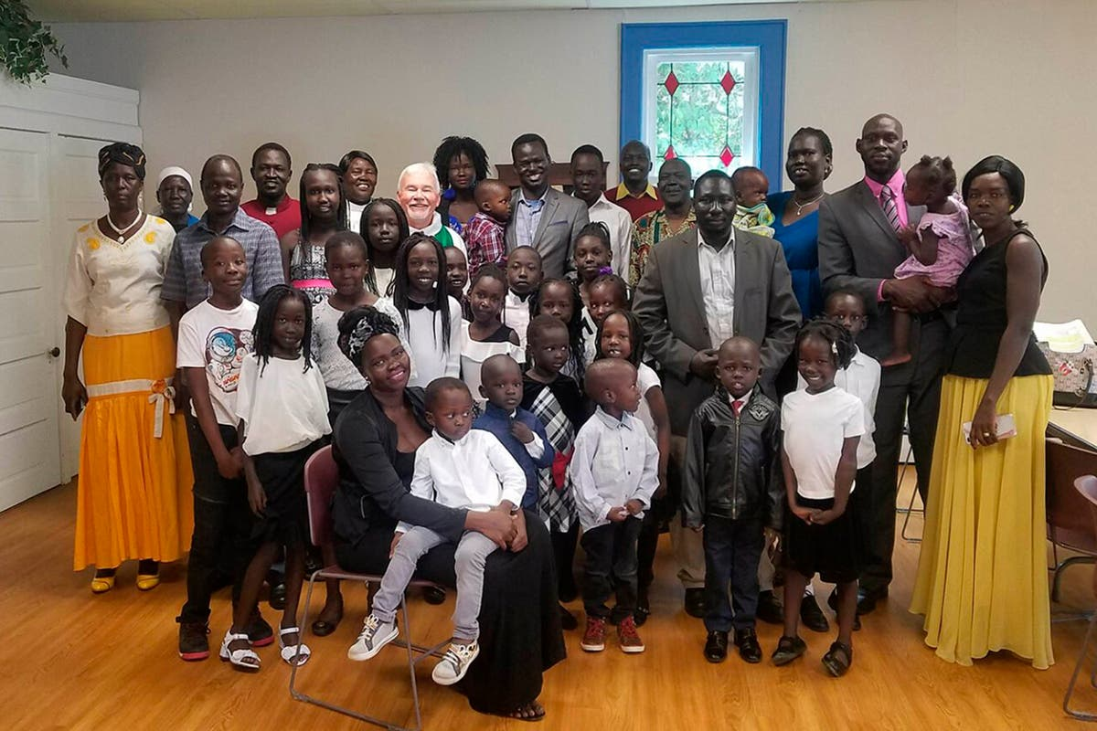 South Sudanese refugees find home, and church, in Syracuse