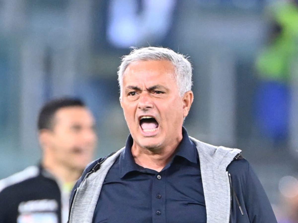 Jose Mourinho's Roma thrashed by Norwegian champions Bodo/Glimt
