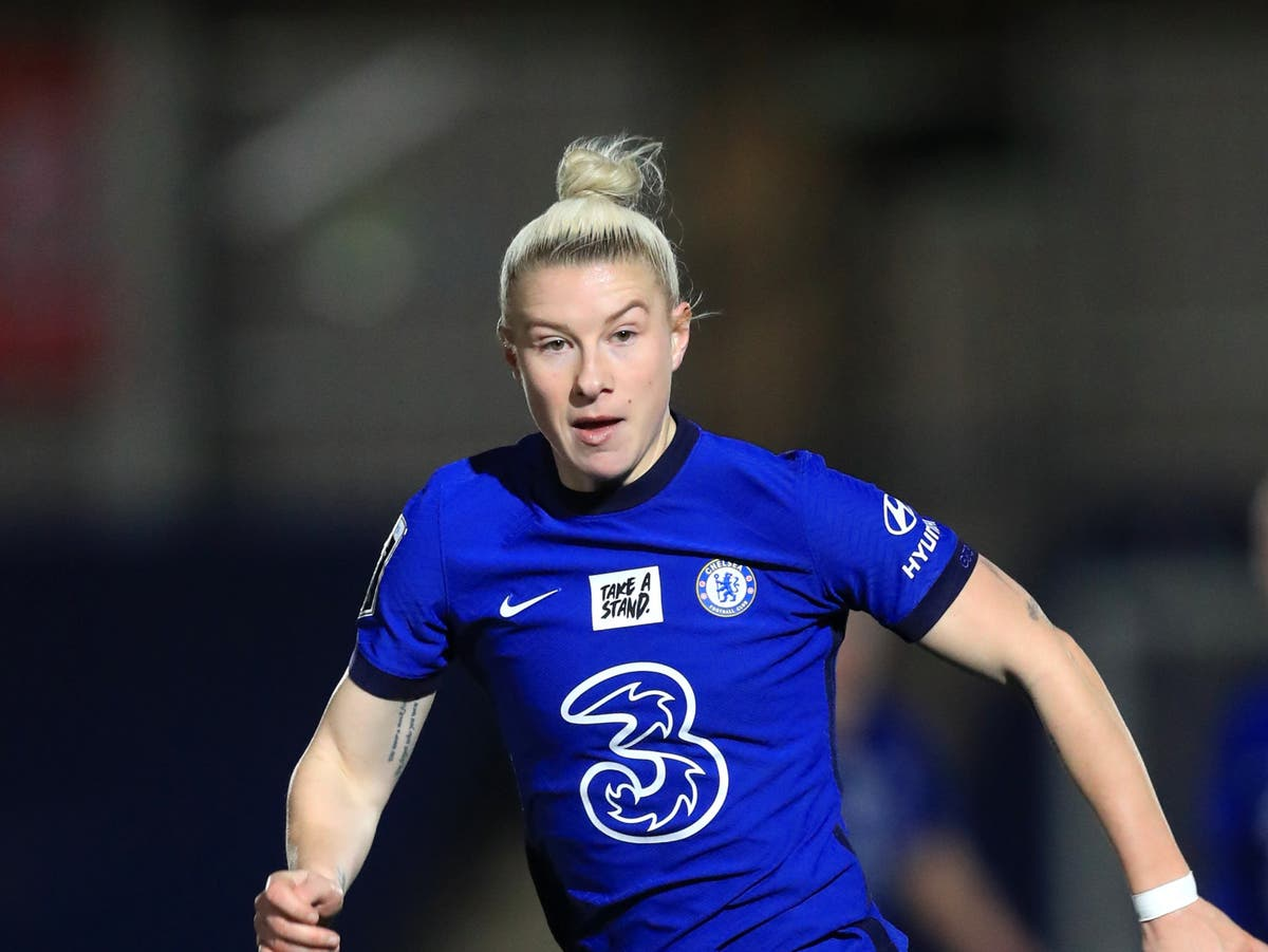Beth England eyeing starting role for Chelsea and Lionesses