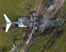 Plane that crashed in Houston had not flown in 10 months