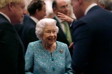 Palace: queen spent night in hospital after scrapping trip