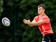 Newcastle's Adam Radwan eager to learn from his England wing rival Jonny May
