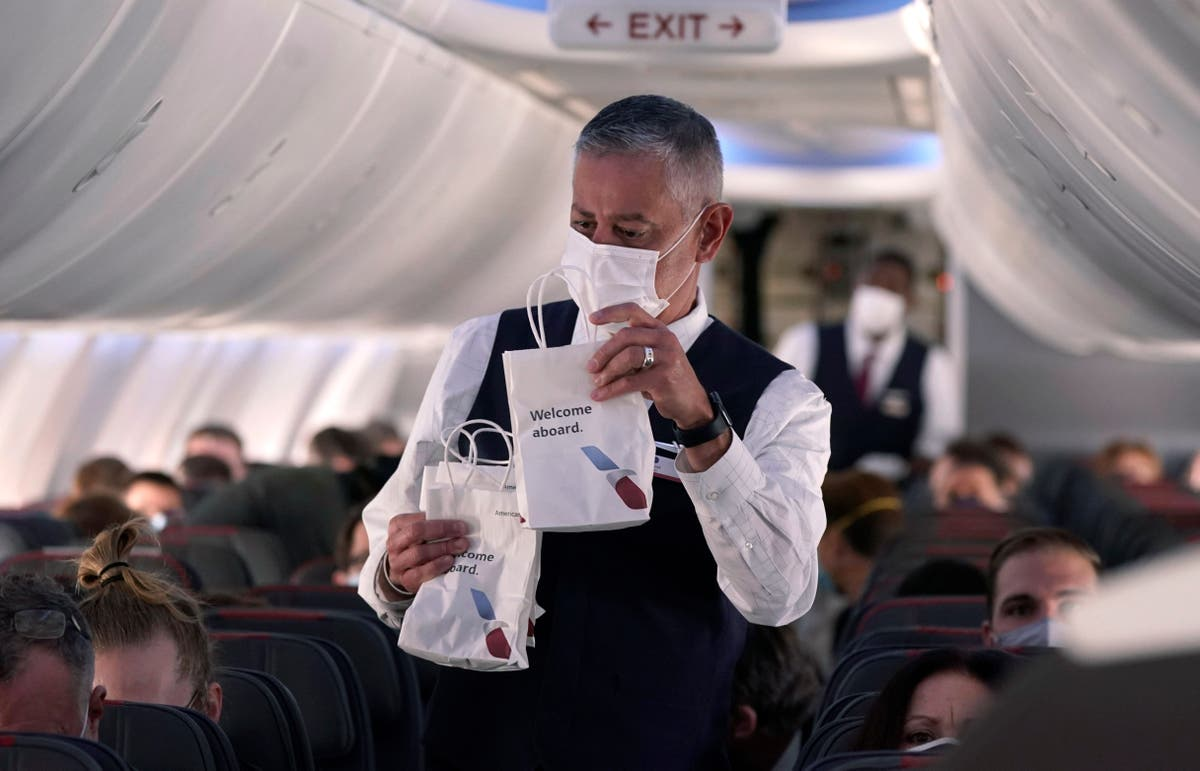FAA proposes giving flight attendants 1 more hour of rest
