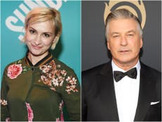 Halyna Hutchins's sister speaks out after fatal shooting by Alec Baldwin on Rust set