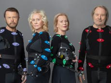 Abba fans react as 'sublime' new single 'Just a Notion' is released