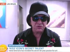 Gene Simmons praised for saying anti-vaxxers should 'get over themselves' on GMB