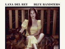 Lana Del Rey review, Blue Banisters: One revelation colours the singer's entire body of work
