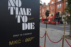 PM used £2.6m Downing Street briefing room 'to watch new James Bond film'