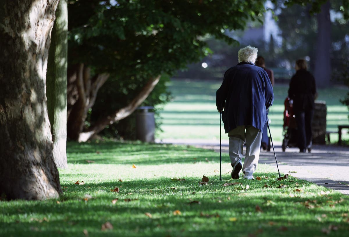 Older people want to make new friends but don't know how, survey finds