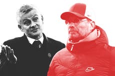 Manchester United v Liverpool: Ole Gunnar Solskjaer and Jurgen Klopp comparisons do not tell the whole story