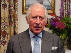 Prince Charles warns of 'dangerously narrow window' to act on climate change