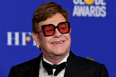 Elton John says he 'needs' to be with his children after final tour