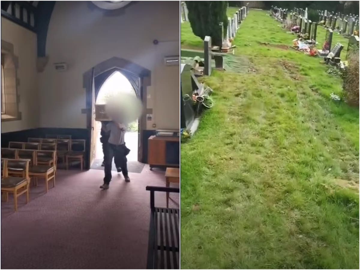 Council workers sacked over 'insensitive' cemetery TikTok videos