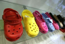 Crocs are one of the few products to survive supply chain chaos