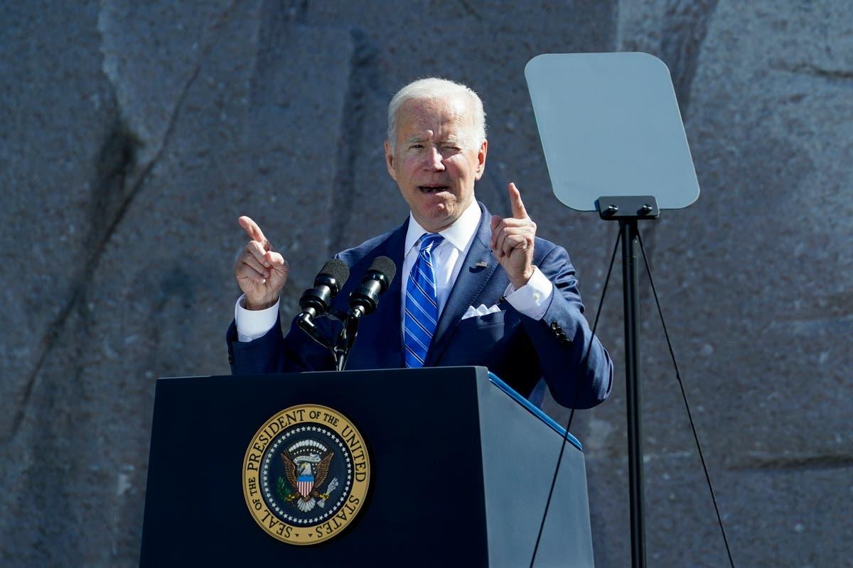 ホワイトハウス: Biden to outline filibuster changes in 'weeks'