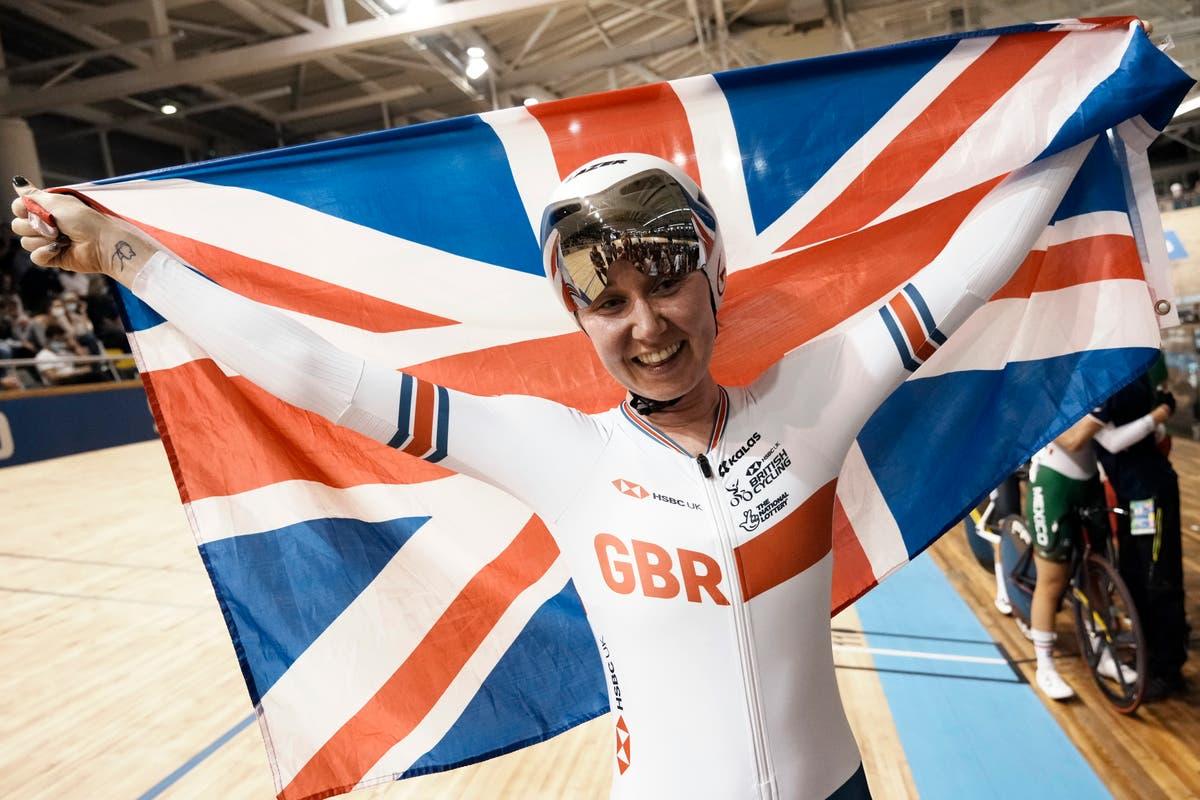 Katie Archibald remporte le titre omnium des Championnats du monde pour la deuxième fois