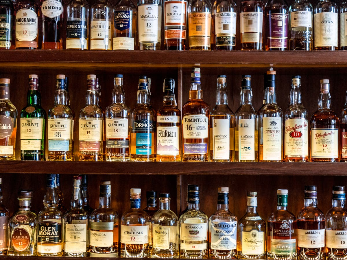 Climate changes 'could halt whisky production in Scotland by 2080'