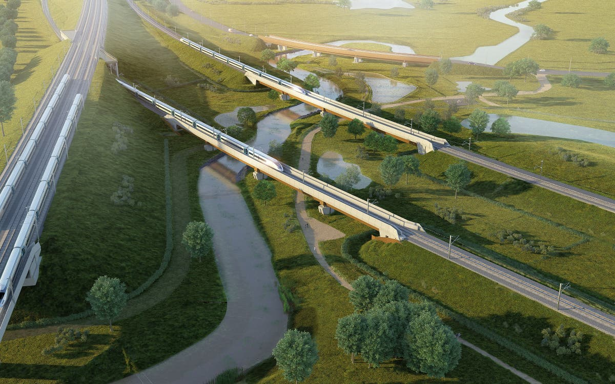 'Years lost and millions wasted': How HS2's eastern leg came to hang in balance