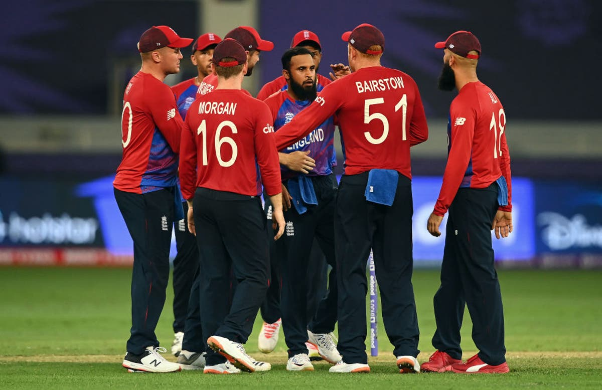 England beat West Indies by six wickets to produce statement start to T20 World Cup