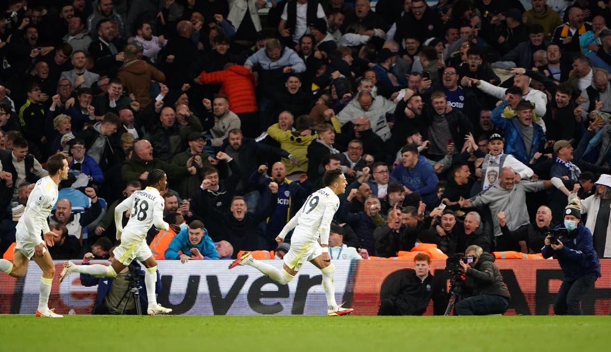 Leeds deny Wolves as Rodrigo's late penalty earns dramatic draw