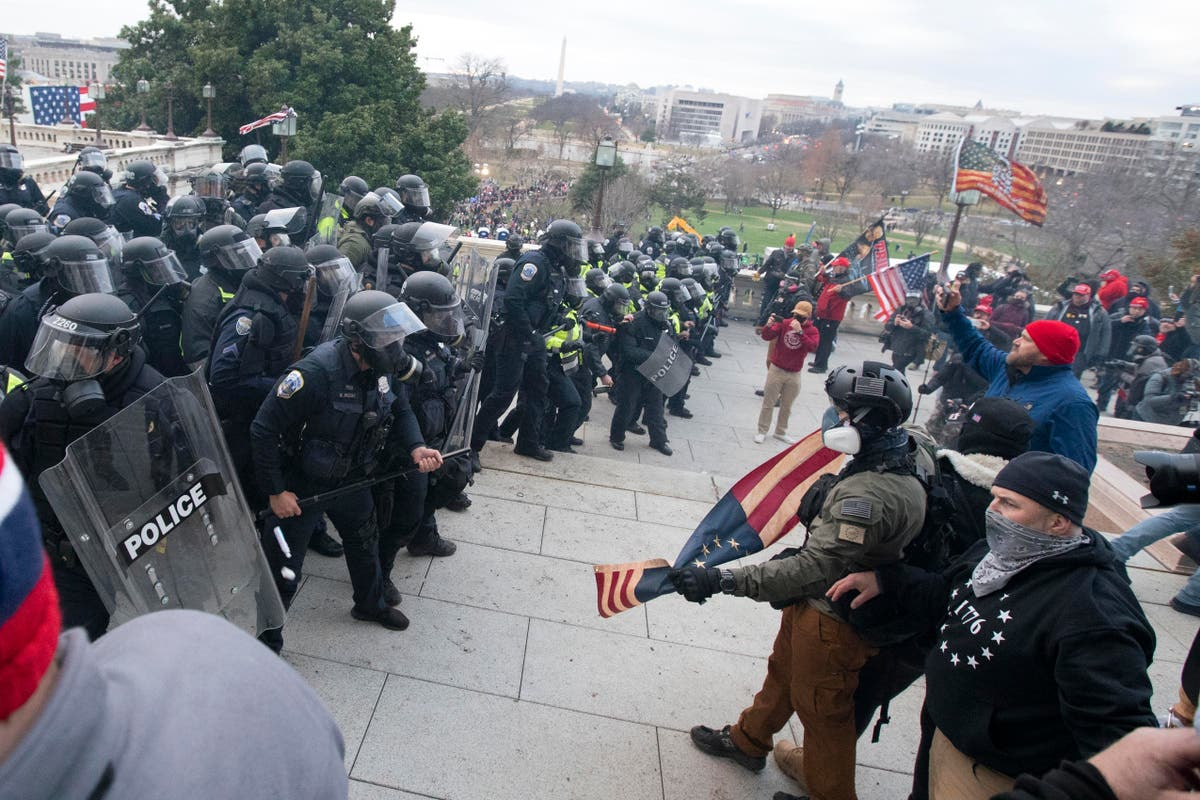Judge tells court 'we're getting all kinds of threats' over Capitol riot cases