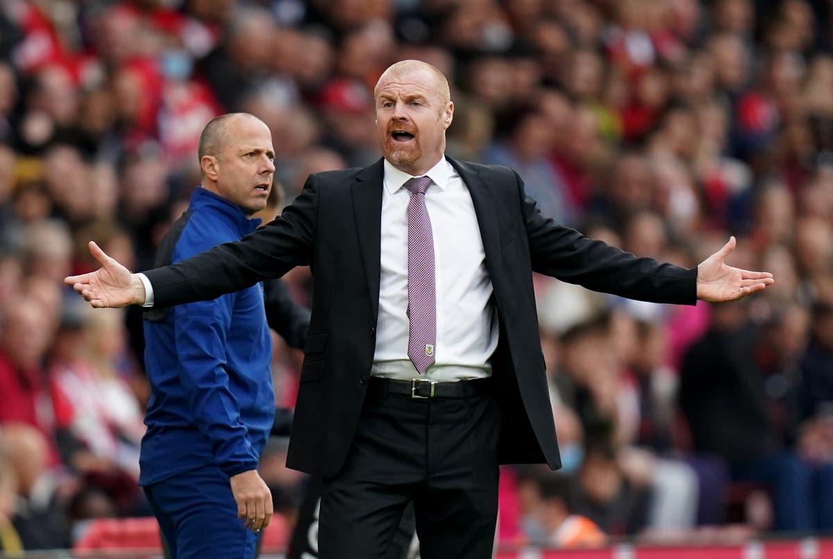 Sean Dyche confident Burnley win is coming after draw at Southampton
