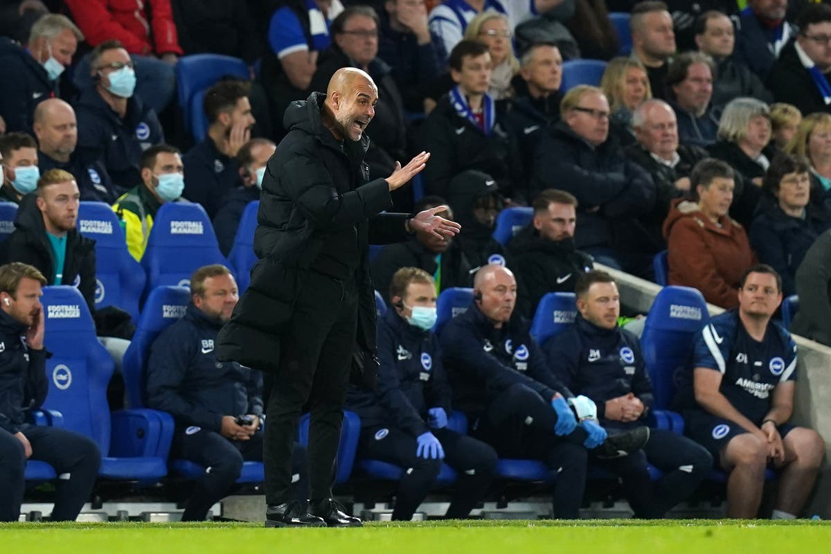Pep Guardiola praises versatile Phil Foden after Manchester City sink Brighton