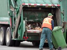 Les ménages ont mis en garde contre la «crise de Noël» pour les collectes de poubelles en raison du manque de personnel