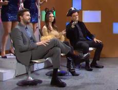 Oscar Isaac, Emily Ratajkowski, and Nicholas Braun surprise SNL viewers