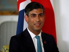 Rishi Sunak reveals £20bn Budget spree - follow live