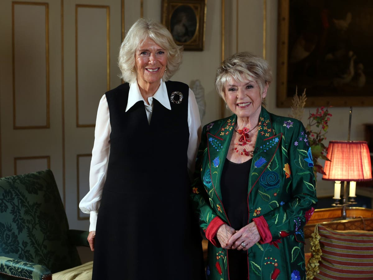 Teach young people about osteoporosis, says Duchess of Cornwall