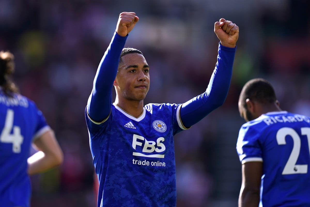 Youri Tielemans stunner sets up Leicester win at Brentford