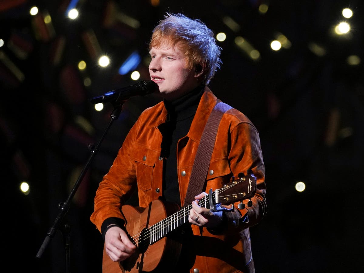 Ed Sheeran tests positive for Covid-19 ahead of SNL appearance