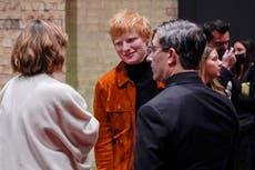 Ed Sheeran has COVID, will do performances from home