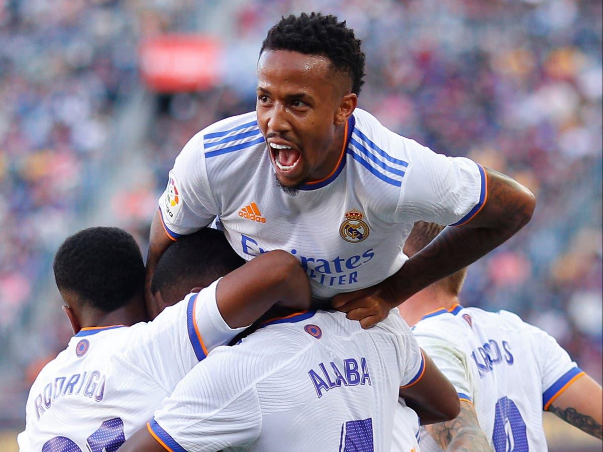 Real Madrid edge El Clasico to increase pressure on Barcelona boss Ronald Koeman
