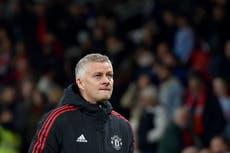 Ole Gunnar Solskjaer steadfast over Manchester United future despite hitting 'rock bottom'