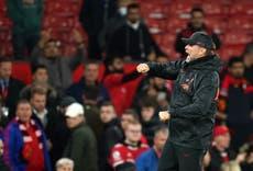 Jurgen Klopp savours 'big' result after Liverpool's 5-0 win at Manchester United