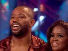 The latest celebrity to leave Strictly has been named