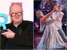 Strictly's Tilly Ramsay receives apology from Steve Allen over 'chubby' comment