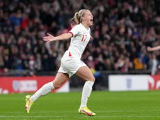 Fran Kirby reflects on England 'rollercoaster' as she gets set for 50th cap