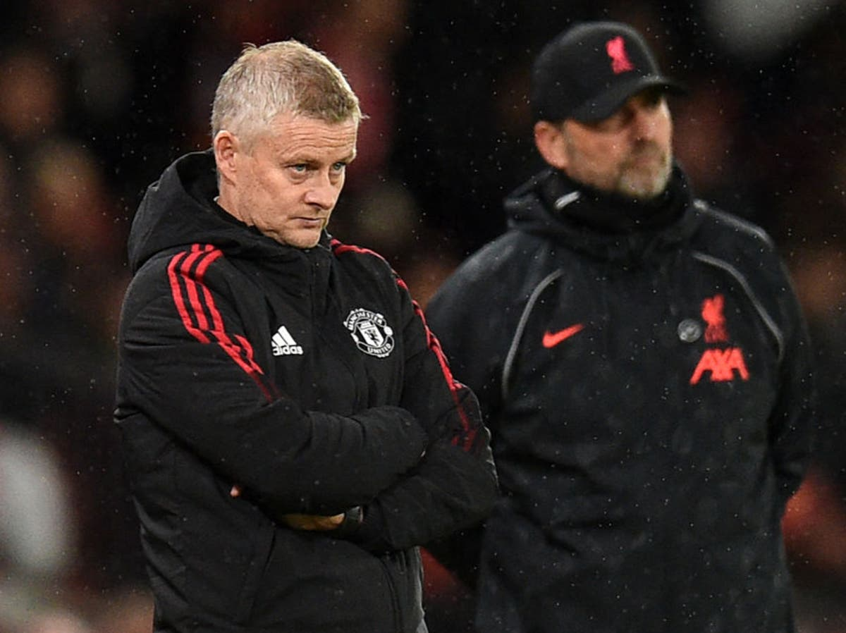 Ole Gunnar Solskjaer is the fall guy for Manchester United's failing hierarchy
