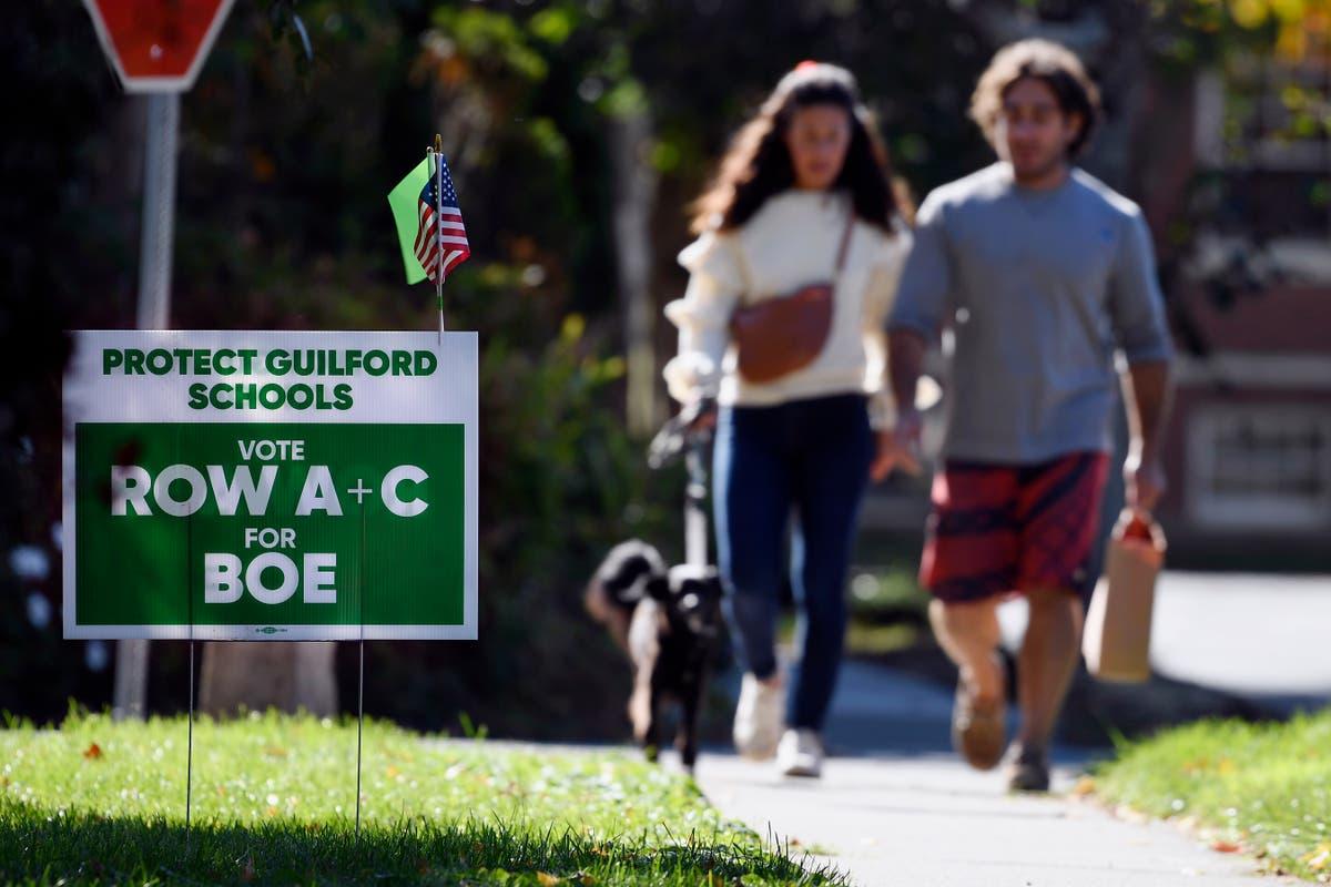 Opponents of critical race theory seek to flip school boards