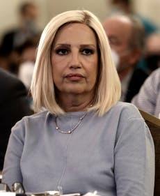 Greek Socialist leader Gennimata dies after long illness