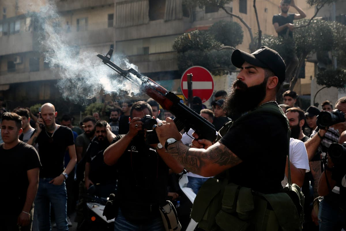 Lebanese judge charges 68 over deadly clash south of Beirut