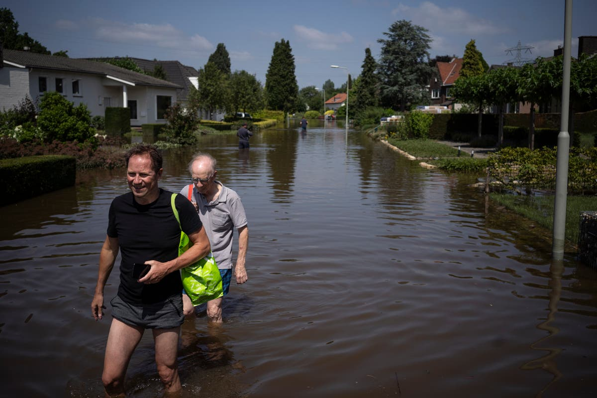 Dutch agency: Netherlands could face higher sea level rises