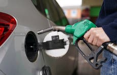 'Dark day for drivers' as petrol prices hit record high