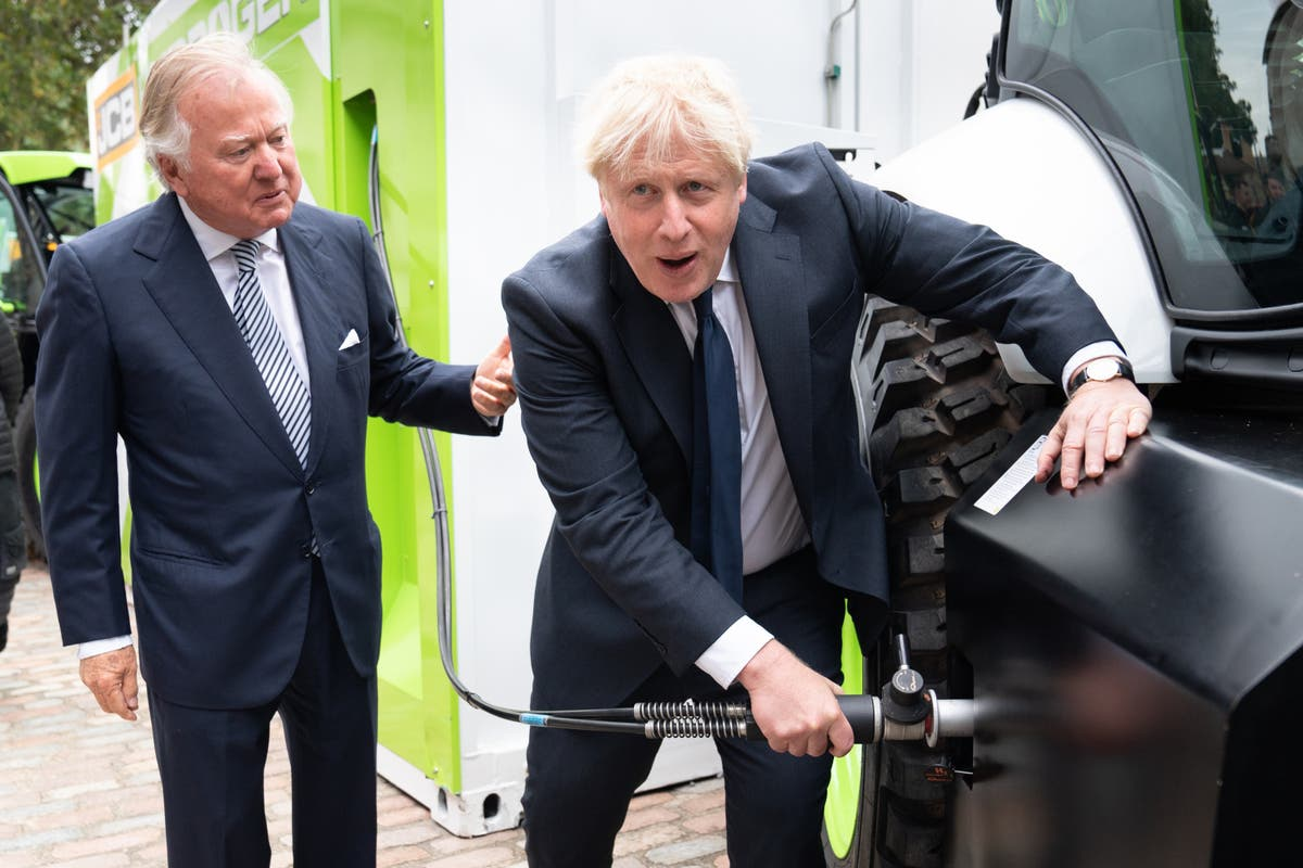 Boris Johnson says 'recycling doesn't work' and plastic use needs to be cut down