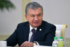 Uzbekistan's incumbent leader wins 2nd term in office