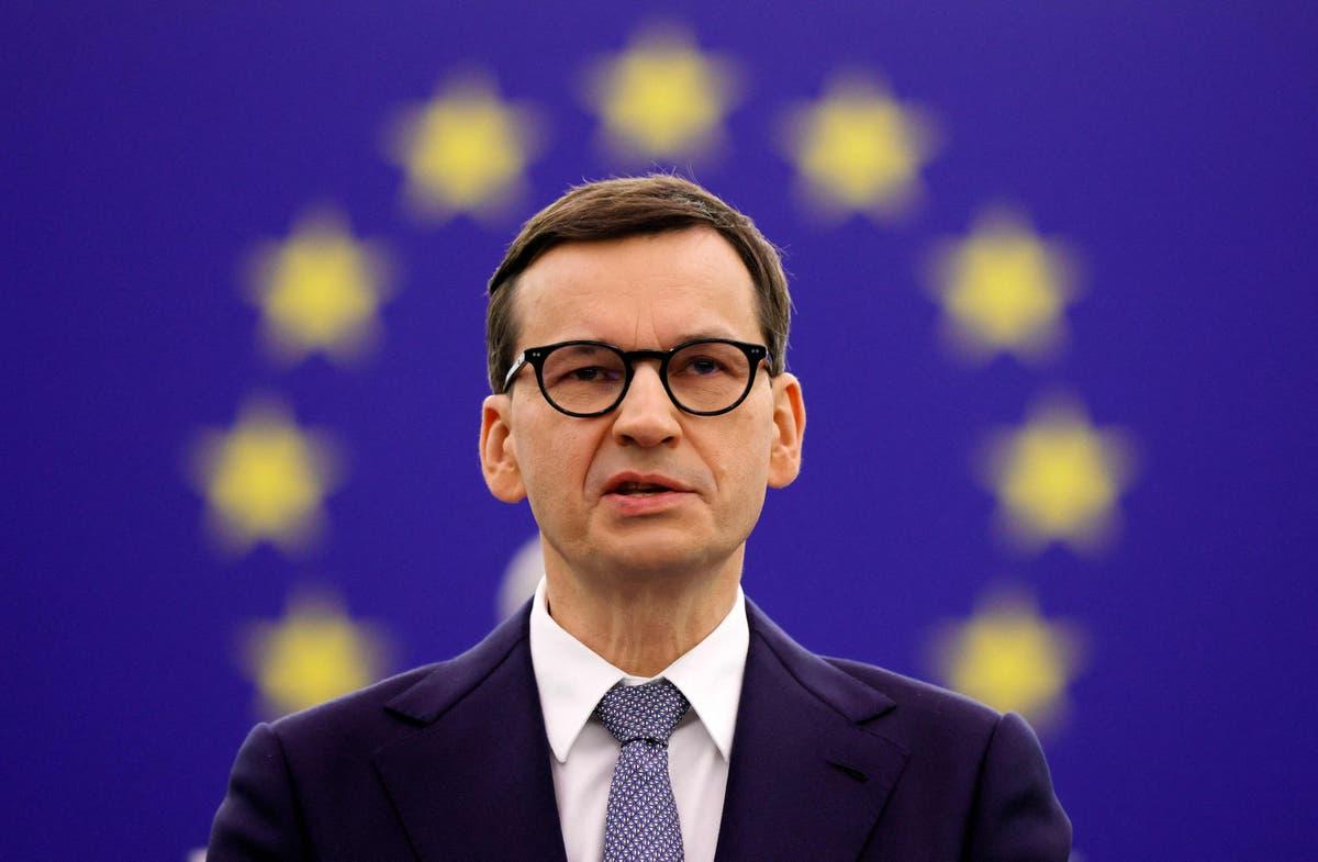 Don't mention the war! EU and Poland clash again