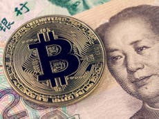 Could China be about to unban bitcoin?